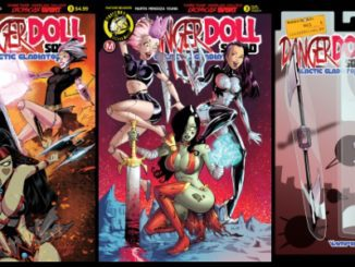 Danger Doll Squad Volume 2 #3
