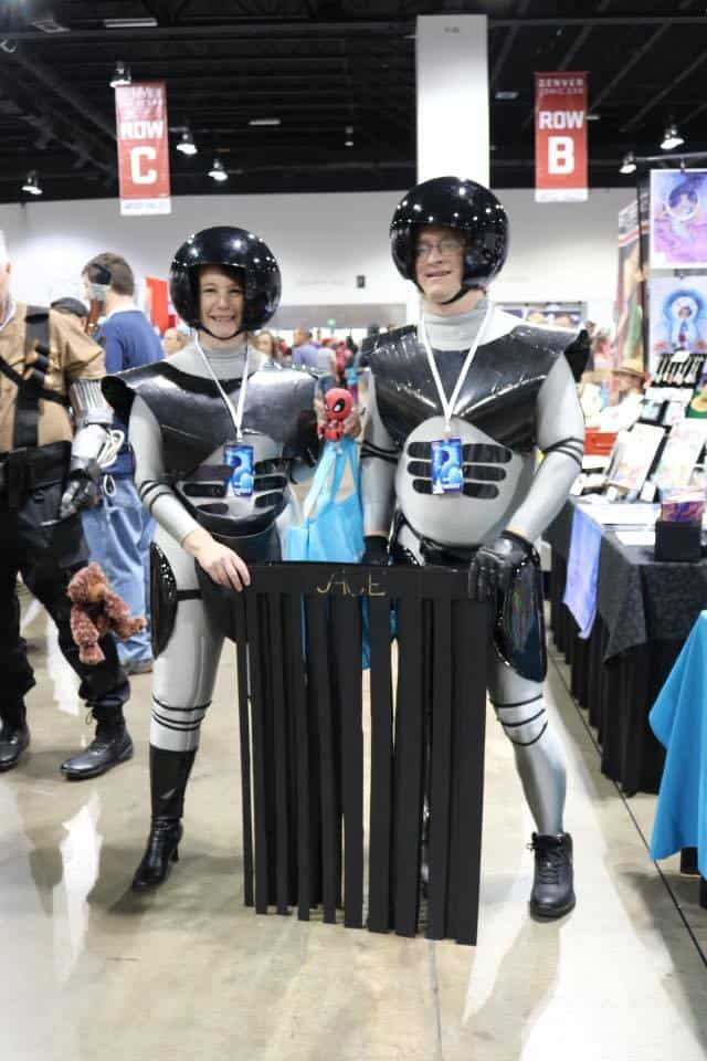 Denver Comic Con 2018 by Eric Bryan