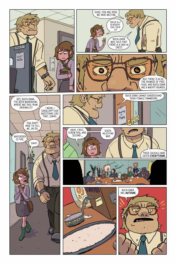 Modern Fantasy #1 - preview page 16