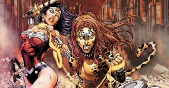 Wonder Woman Cheetah feature