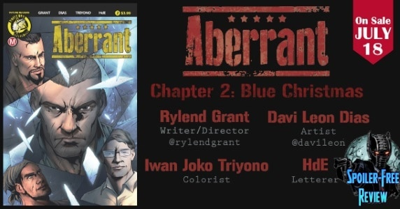 Aberrant #2 review feature