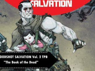 BLOODSHOT SALVATION Vol. 2