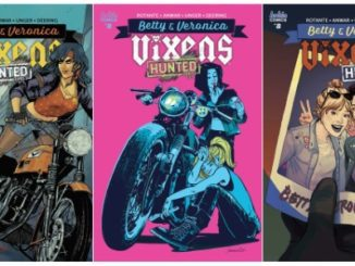 Betty And Veronica Vixens