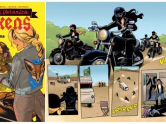 Betty And Veronica Vixens_