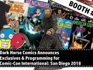 Dark Horse at SDCC