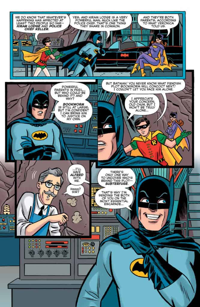 Archie Batman