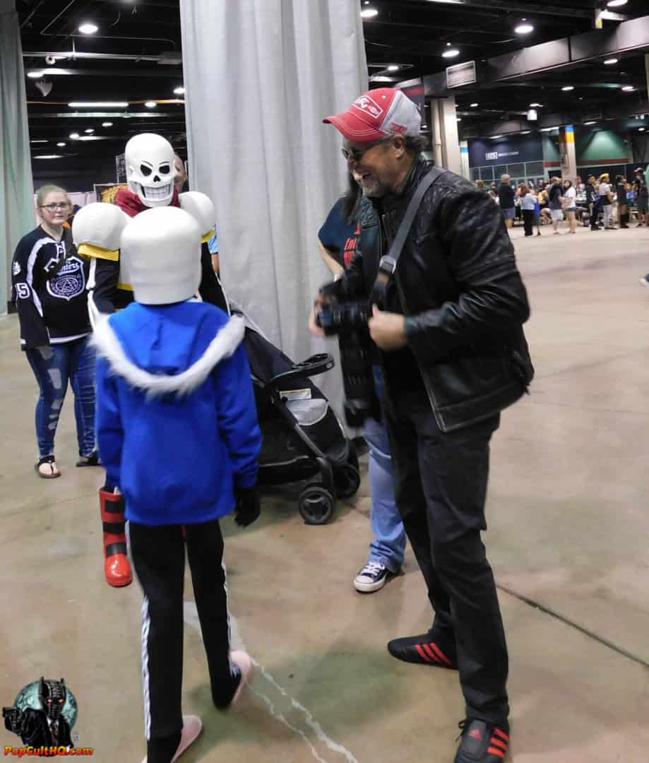 Michael Rooker Wizard World Chicago Saturday (1)