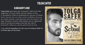 Tolga Safer