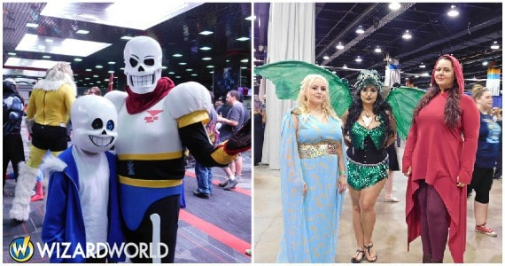 Wizard World Chicago Saturday Feature