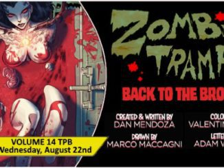 Zombie Tramp Vol. 14