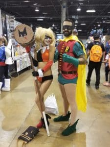 Wizard World Chicago 2018 Friday