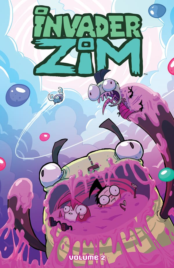 Invader ZIM Volume 2