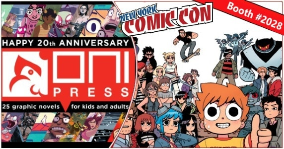 Oni Press at NYCC