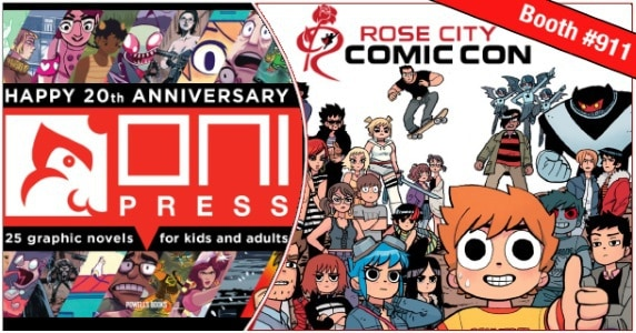 Oni Press at RCCC 2018 feature