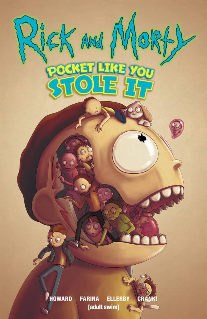 Rick and Morty™ Pocket Like You Stole It