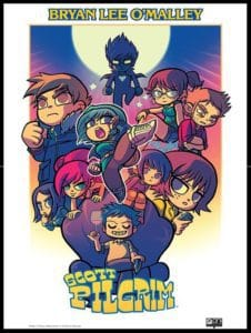 Scott Pilgrim Puzzle Fighter