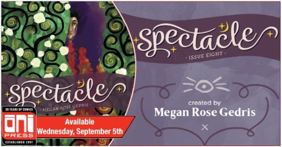 Spectacle #8 preview feature
