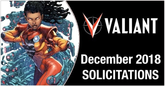 Valiant December Solicits feature