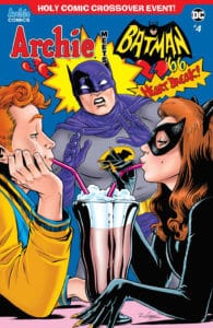 ARCHIE MEETS BATMAN '6 #4 - Variant Cover by Rebekah Isaacs