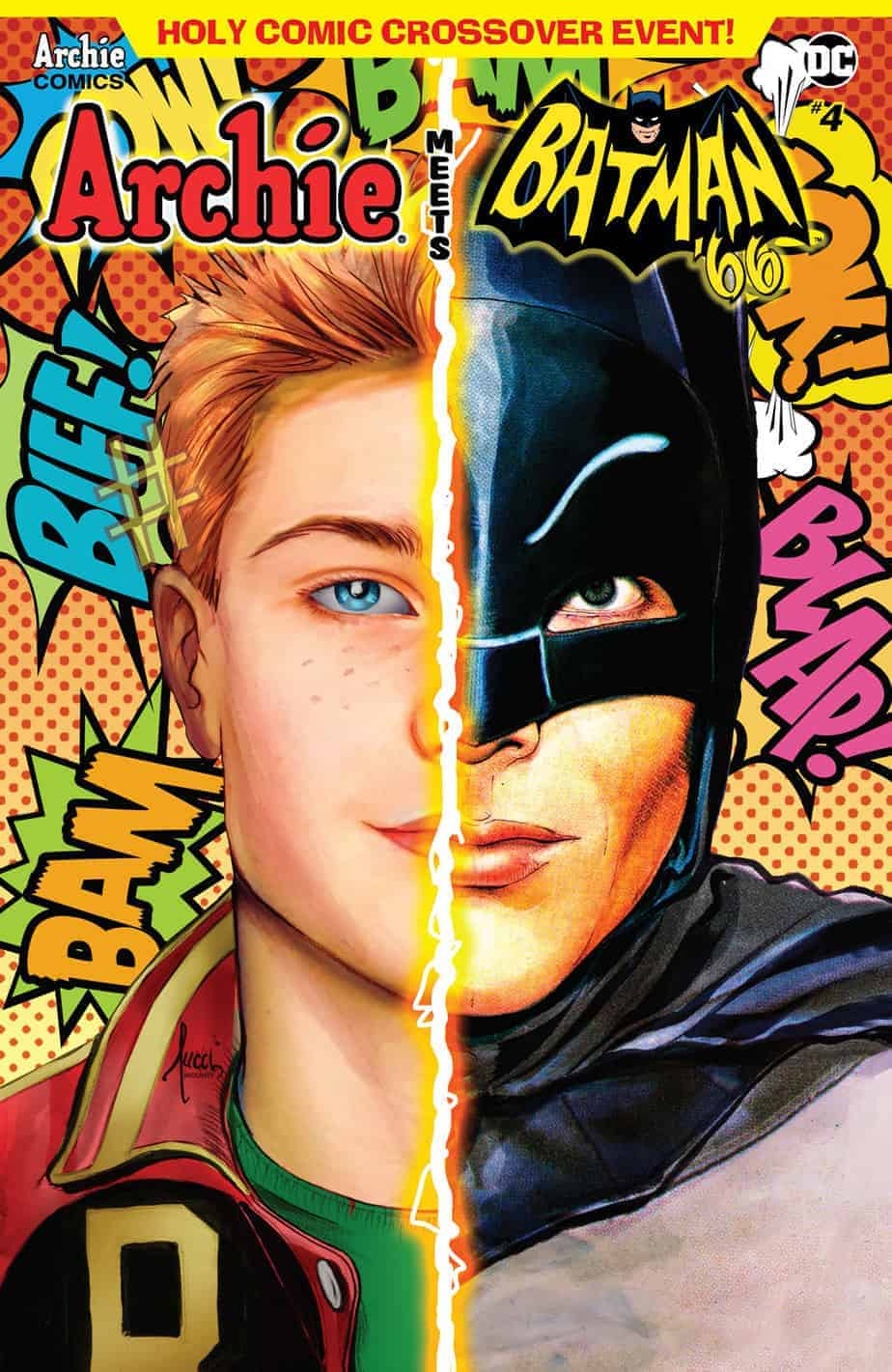 ARCHIE MEETS BATMAN '66 #4 - Variant Cover by Billy Tucci