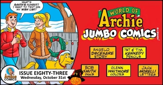 World Of Archie Jumbo Digest