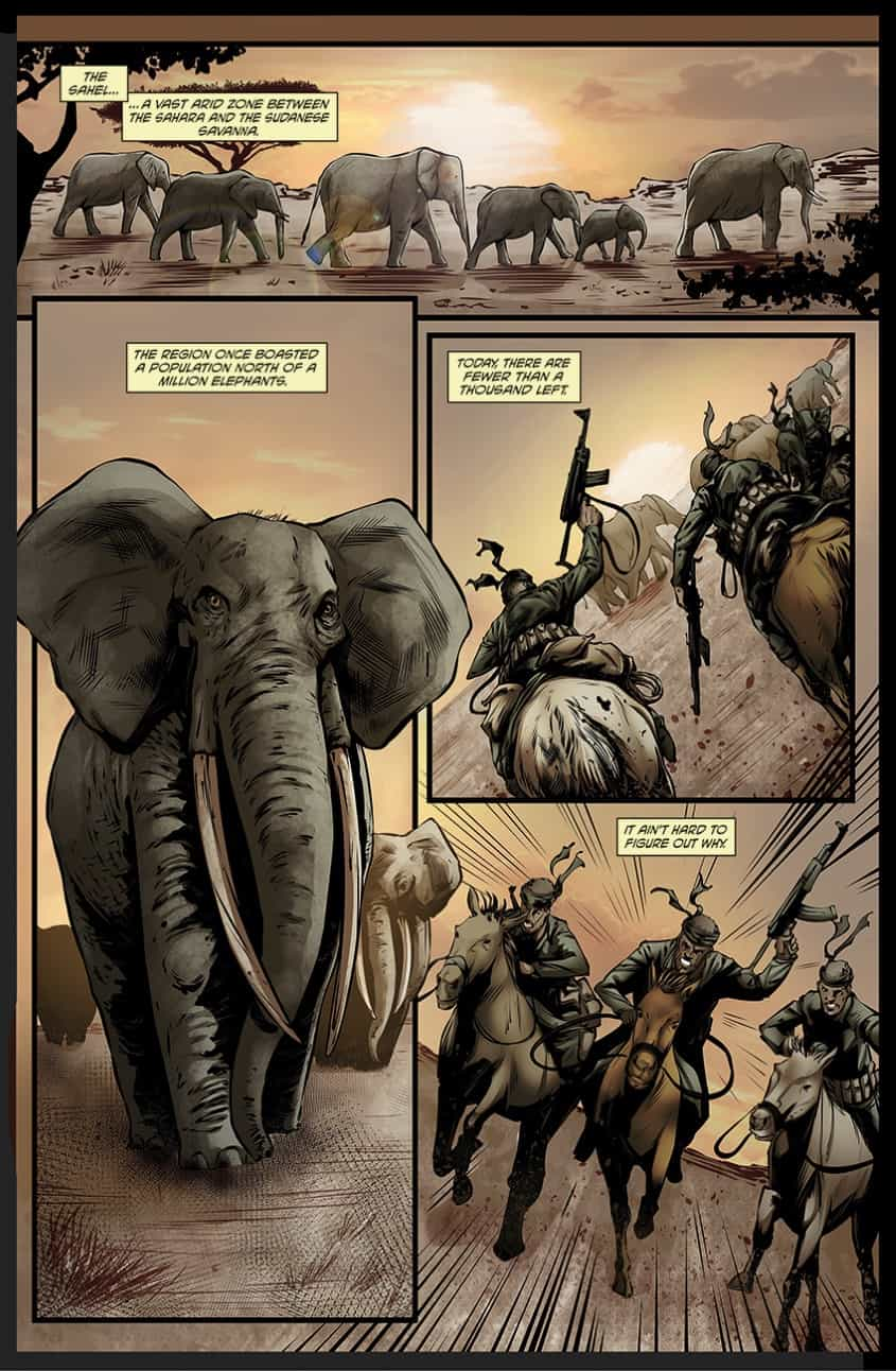Aberrant issue #5 page 3-01