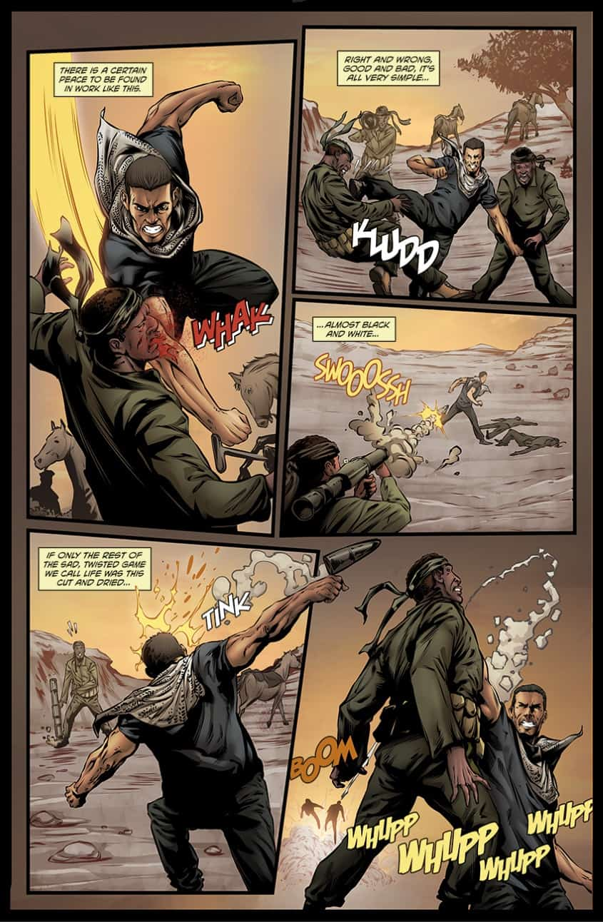 Aberrant issue #5 page 6-01