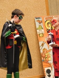 Chicago Pop Culture Con Cosplay Contest