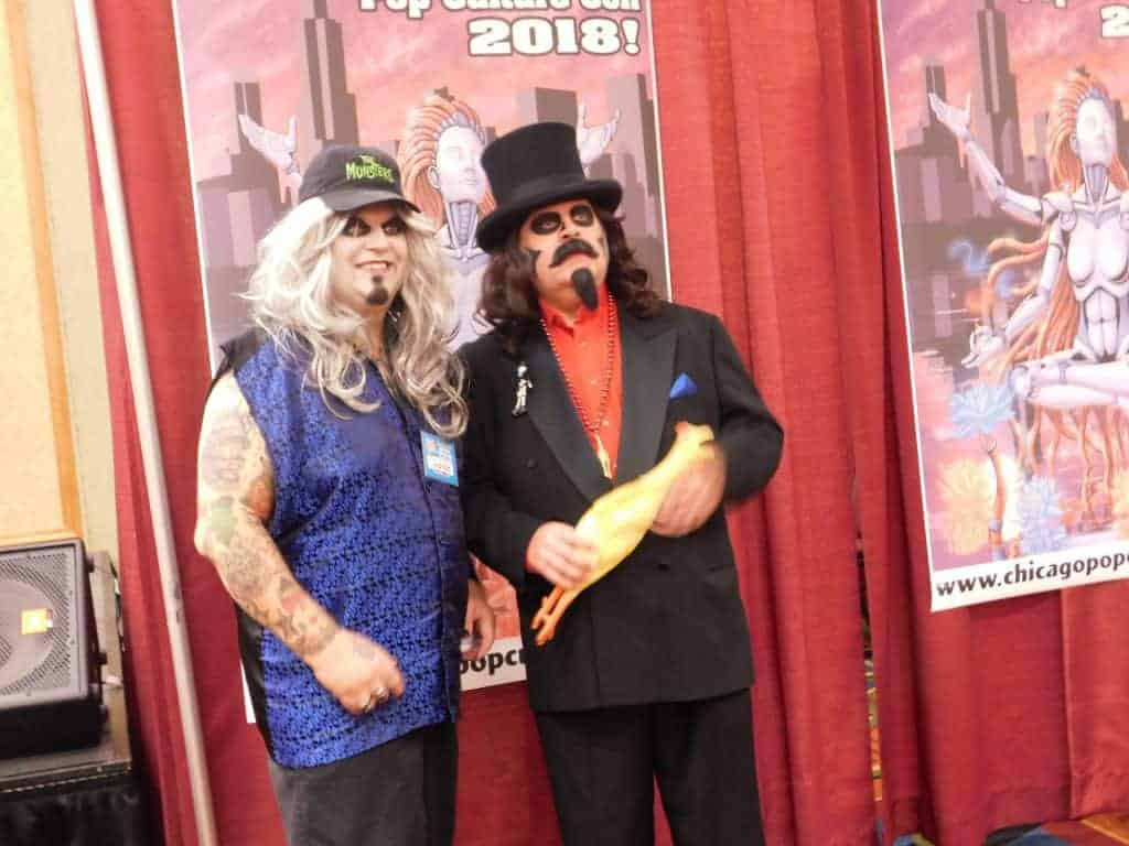 Deadgar and not quite Svengoolie