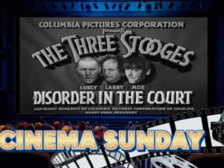 Cinema Sunday - Disorder in the Court feature