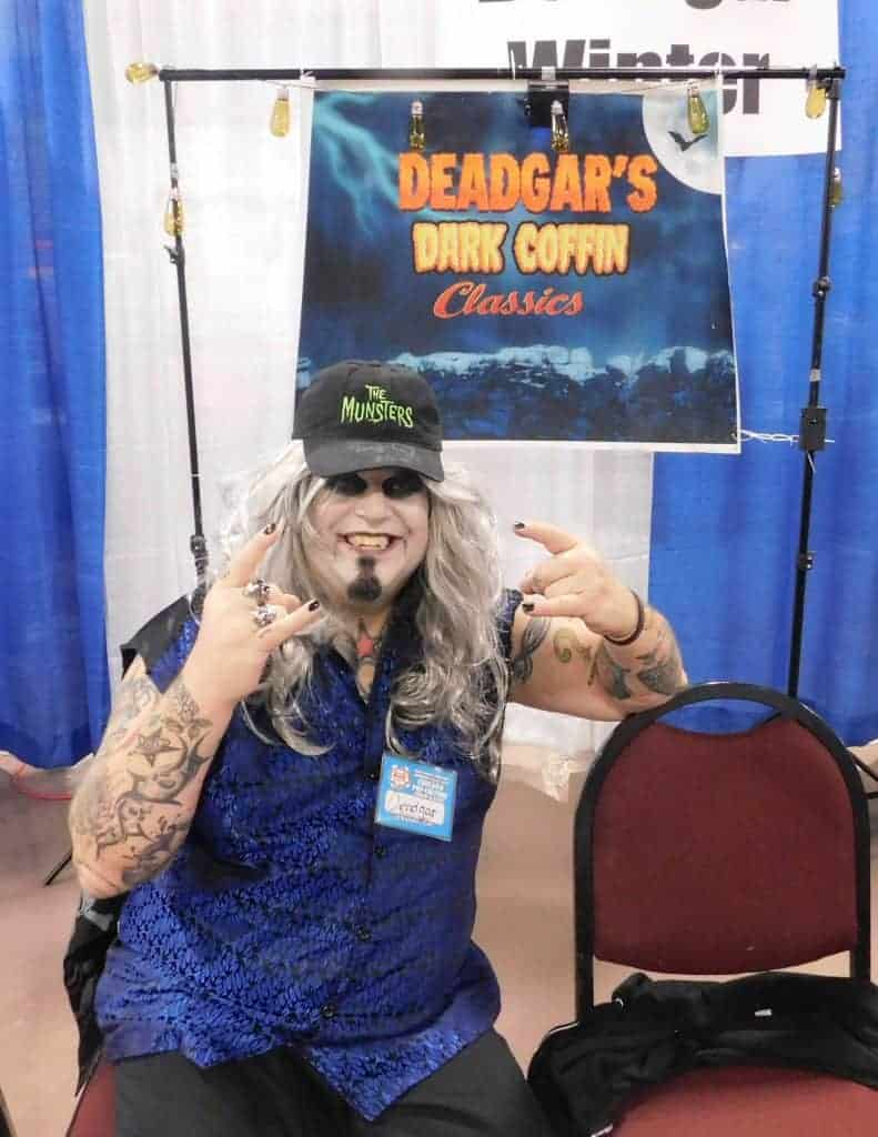 Deadgar Winter at Chicago Pop Culture Con 2018