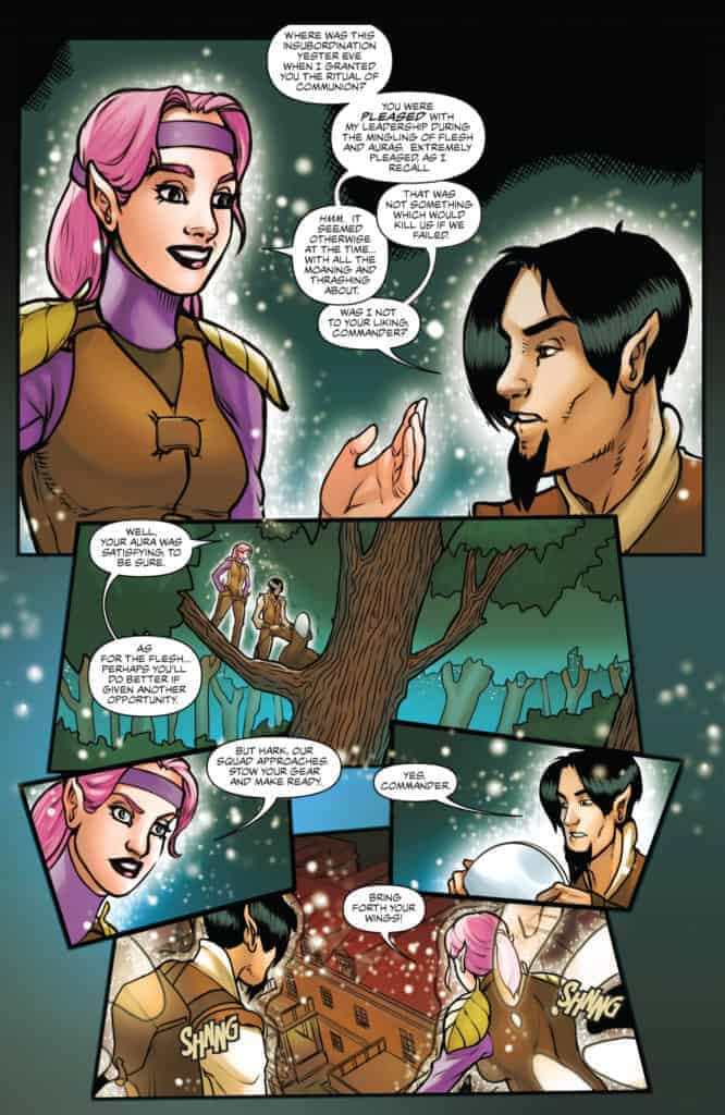 Null Faeries #1 Page 2