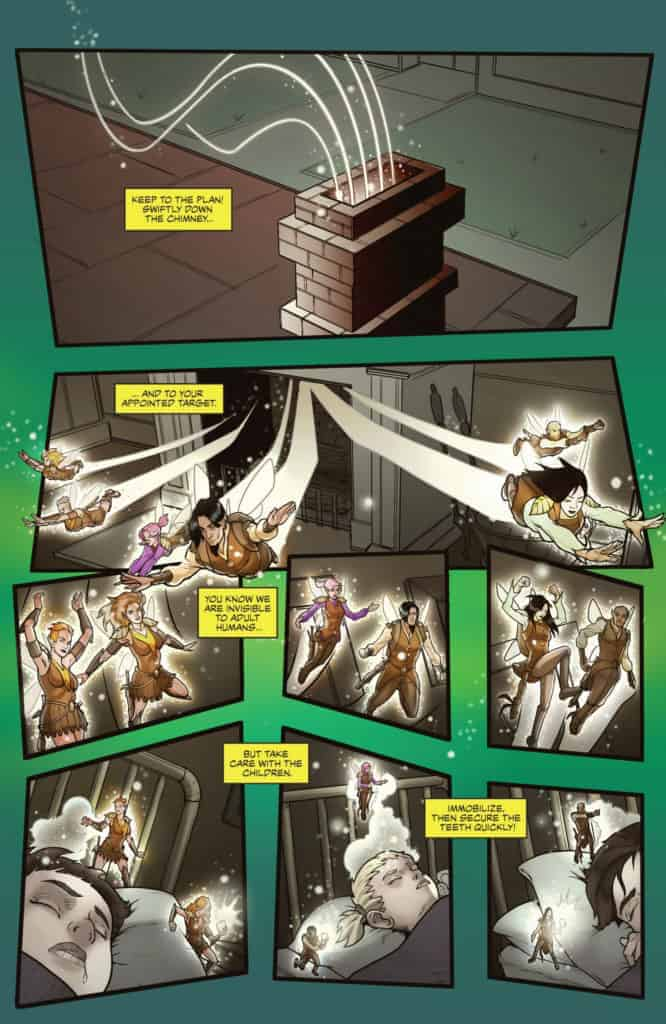 Null Faeries #1 Page 4