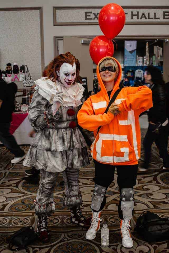Oni-Con 2018 by Badline photography