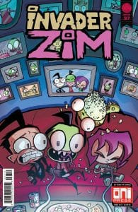Invader ZIM #37 - Cover A