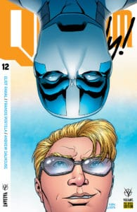 QUANTUM AND WOODY! (2017) #12 - Pre-Order Edition by Matt Horak