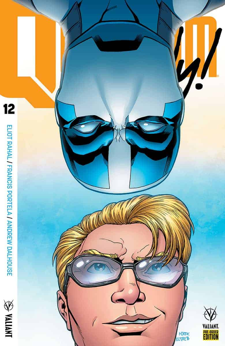 QUANTUM AND WOODY! (2017) #12 – Pre-Order Edition by Matt Horak