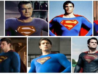 Superman history feature