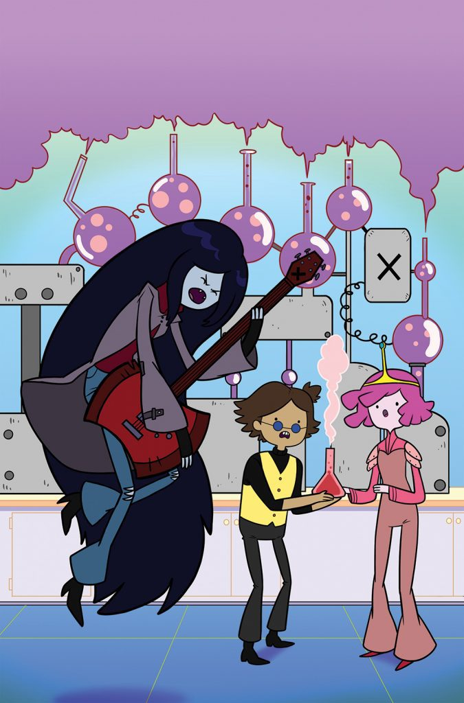 ADVENTURE TIME™: MARCY & SIMON #3 - Main Cover