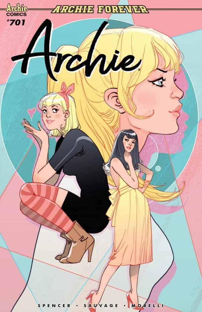 Archie #701 - Main Cover by Marguerite Sauvage