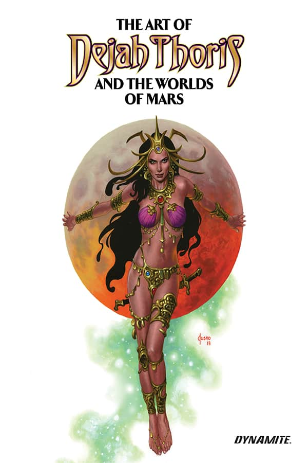 THE ART OF DEJAH THORIS AND THE WORLDS OF MARS VOL. 2 Hardcover