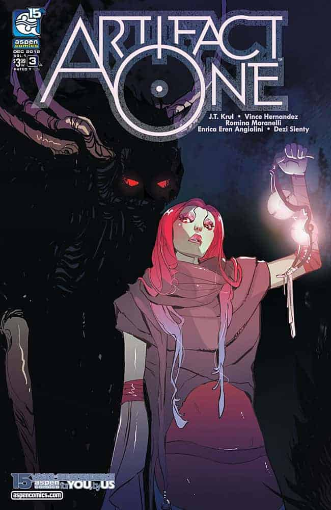 Artifact One #3 Cover A