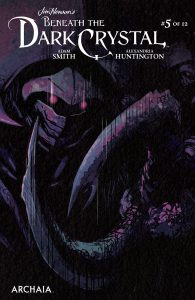 Jim Henson's Beneath the Dark Crystal #5 Incentive Cover