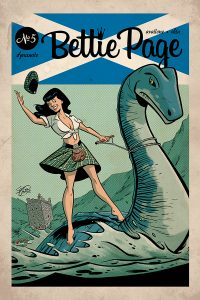 BETTIE PAGE #5 - Cover B