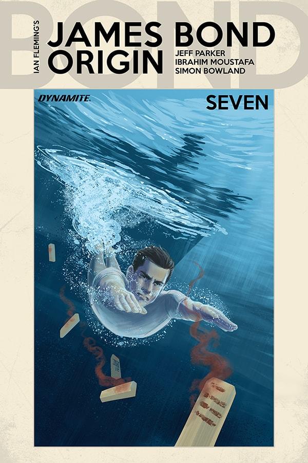 JAMES BOND ORIGIN #7 - Cover D