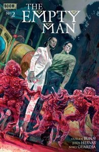 The Empty Man #2 Pre-Order Cover