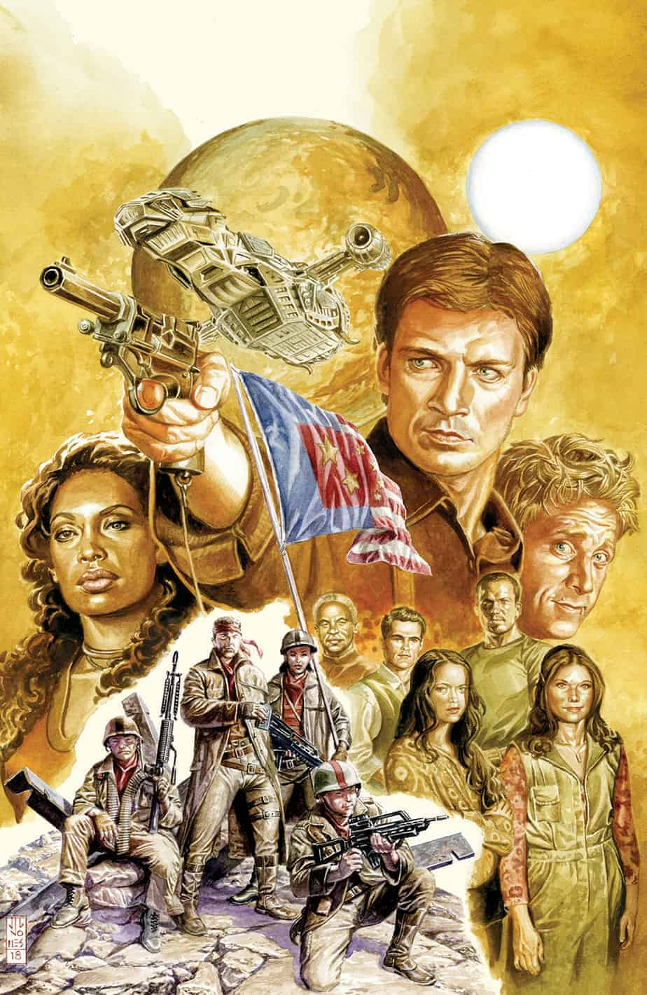 Firefly #1 - Incentive Cover C