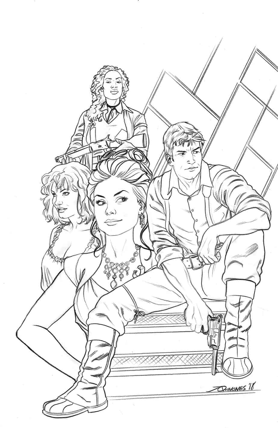 Firefly #1 - Incentive Cover D