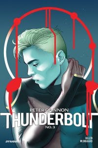 PETER CANNON: THUNDERBOLT #3 - Cover B