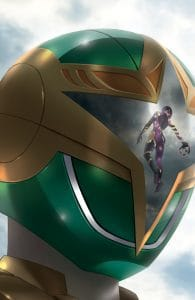 Mighty Morphin Power Rangers #34 Unlocked Retailer Variant Cover